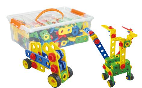 潜力儿童益智玩具创意十足